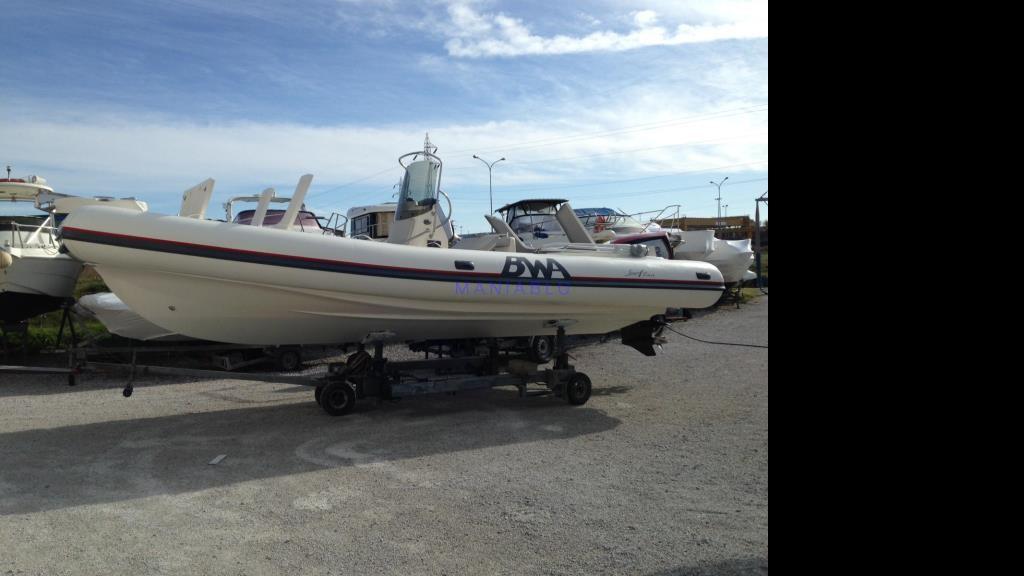 Bwa_Nautica BWA 26 GT