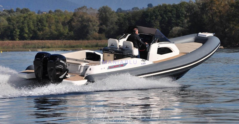 Joker Boat Clubman 35
