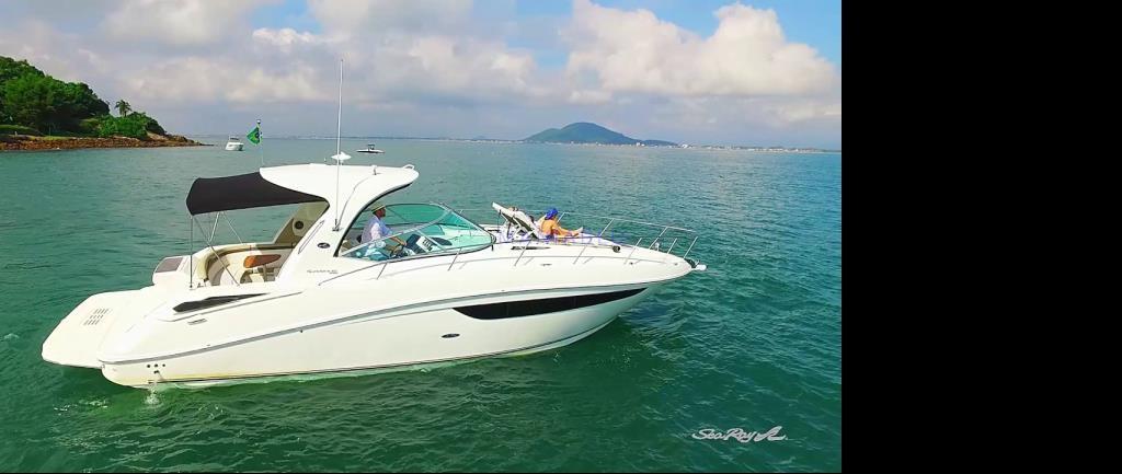 Sea Ray Sea Ray 395 HT